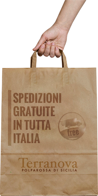 Free shipping in all Italy
